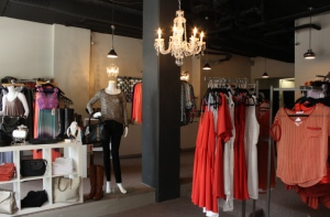 Dainty Hooligan, one of The Drag's newest boutiques, sells affordable style with a West Coast aesthetic.