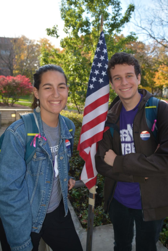 nu-voting-students
